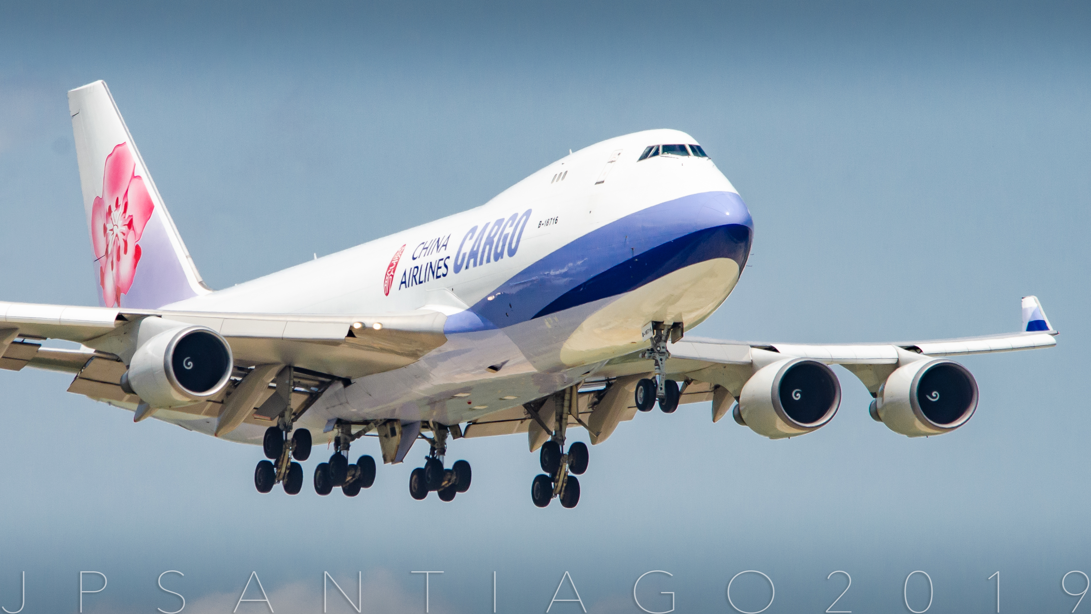 China Airlines Cargo 747-400F