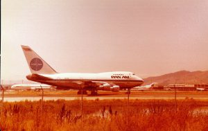 Boeing 747 SP Pan Am N537PA 'Clipper High Flyer'