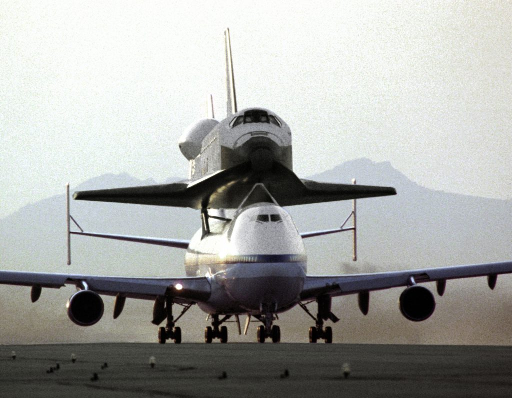 Endeavour is Delivered to the Kennedy Space Center