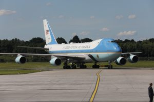 Boeing 747 VC-25A Air Force One