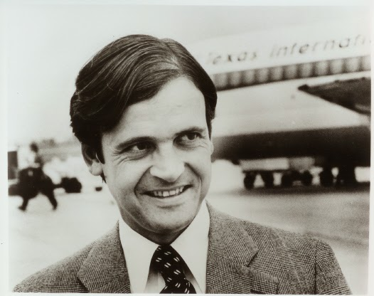 Frank Lorenzo at the time he took control of Texas International
