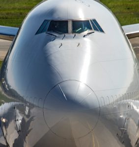 Boeing 747 Nose
