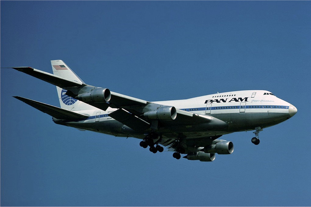 Pan Am Boeing 747SP-21 [Photo: Carschten]