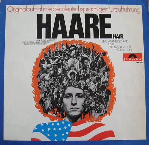 Hair (Haare) Soundtrack in German